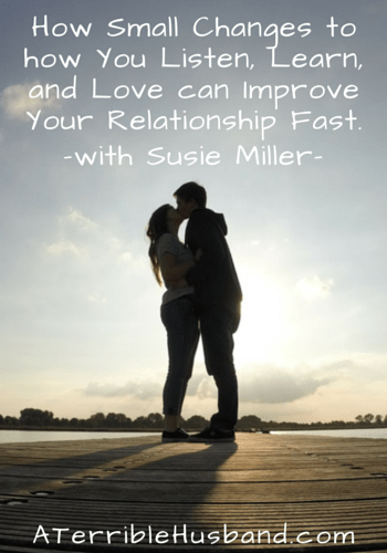 How can i improve my relationship with my husband